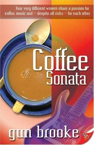 book cover of Coffee Sonata