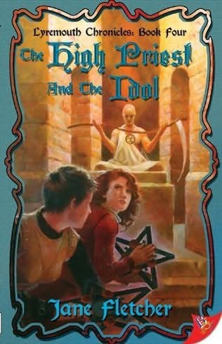 book cover of The High Priest and the Idol