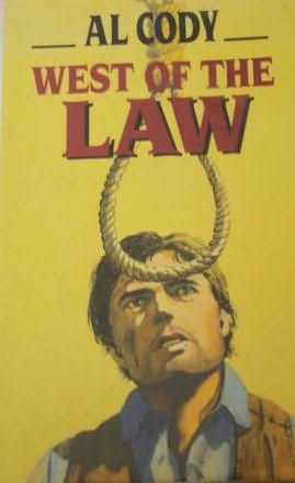 book cover of West of the Law