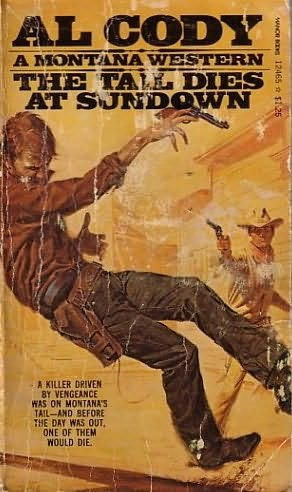 book cover of The Tail Dies At Sundown