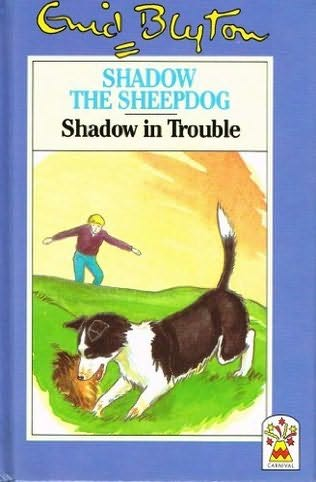book cover of Shadow in Trouble