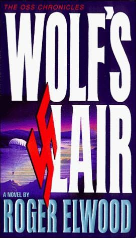 book cover of Wolf\'s Lair