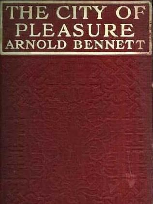 book cover of The City of Pleasure