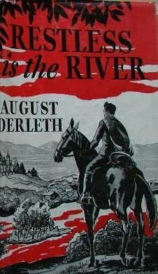 book cover of Restless Is the River
