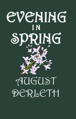 book cover of Evening in Spring
