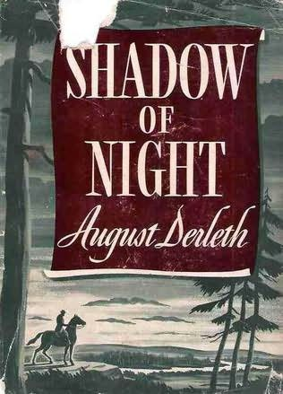 book cover of Shadow of Night
