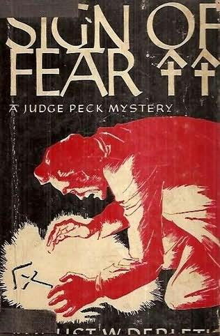 book cover of Sign of Fear