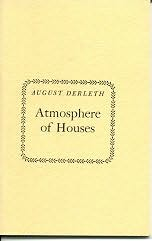 book cover of Atmosphere of Houses