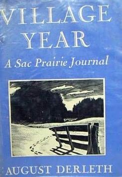 book cover of Village Year
