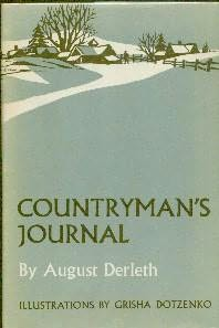 book cover of Countryman\'s Journal