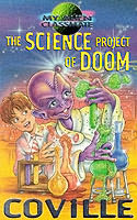 book cover of The Science Project of Doom!