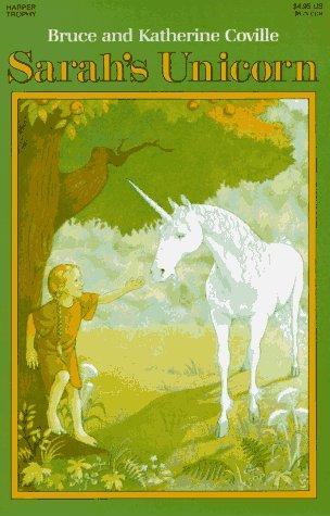 book cover of Sarah\'s Unicorn