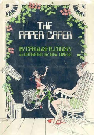 book cover of The Paper Caper