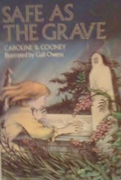 book cover of Safe As the Grave