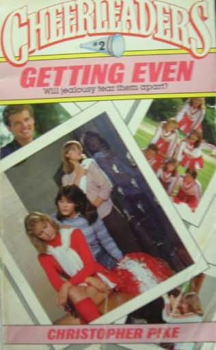 book cover of Getting Even