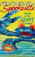 book cover of The Attack of the Giant Crabs