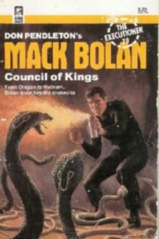 book cover of Council of Kings