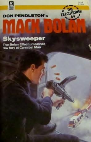 book cover of Skysweeper
