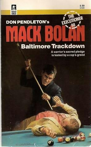 book cover of Baltimore Trackdown