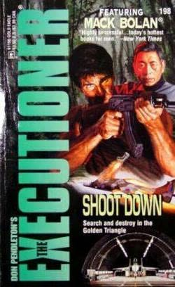 book cover of Shoot Down