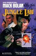 book cover of Jungle Law
