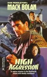book cover of High Aggression