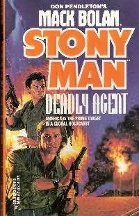 book cover of Deadly Agent