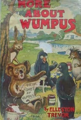 book cover of Wumpus