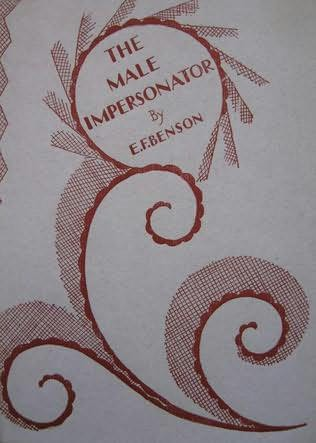book cover of The Male Impersonator