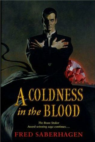 book cover of A Coldness in the Blood