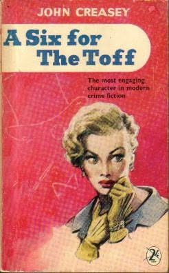 book cover of A Six for the Toff