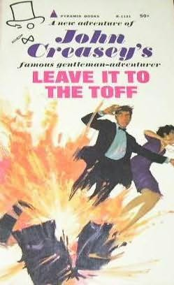 book cover of Leave It to the Toff