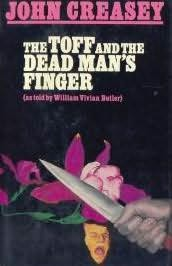 book cover of The Toff and the Dead Man\'s Finger