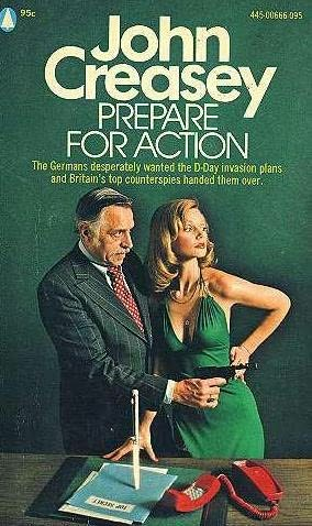 book cover of Prepare for Action