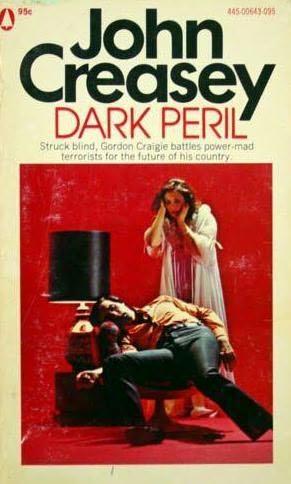 book cover of Dark Peril