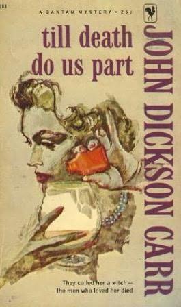 book cover of \'Til Death Do Us Part