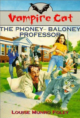 book cover of The Phoney-Baloney Professor