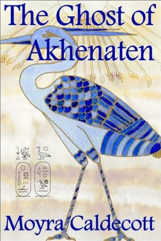 book cover of The Ghost of Akhenaten