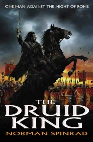 book cover of The Druid King