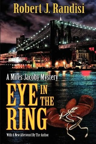 book cover of   Eye In The Ring