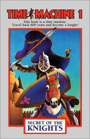 book cover of Secret of the Knights