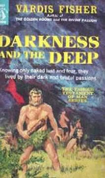 book cover of Darkness and the Deep