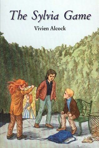 book cover of Sylvia Game