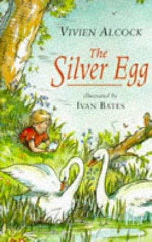 book cover of The Silver Egg