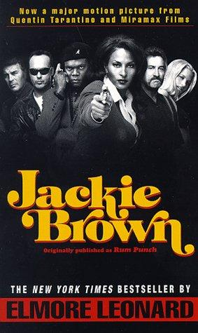book cover of Jackie Brown
