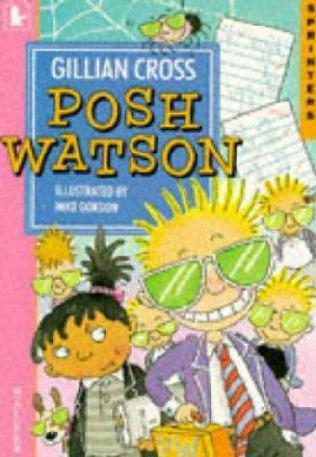 book cover of Posh Watson