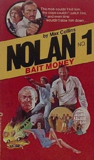 book cover of Bait Money