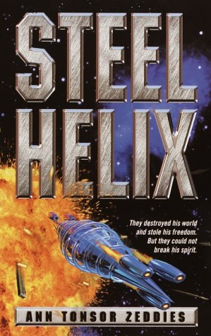 book cover of Steel Helix