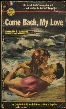 book cover of Come Back, My Love