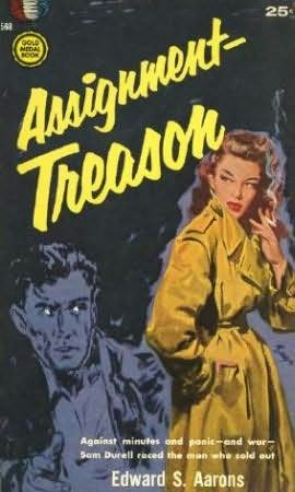 book cover of Assignment Treason